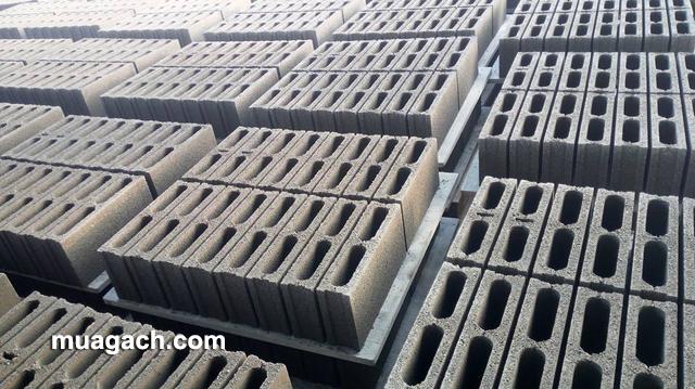 Gạch block 9*19*39 cm - gạch block 2 lỗ, gạch xây xi măng, gạch hàng rào, gạch xây tường bao, gạch không nung, gạch xi măng đá mi, gạch xi măng ép, gạch lốc