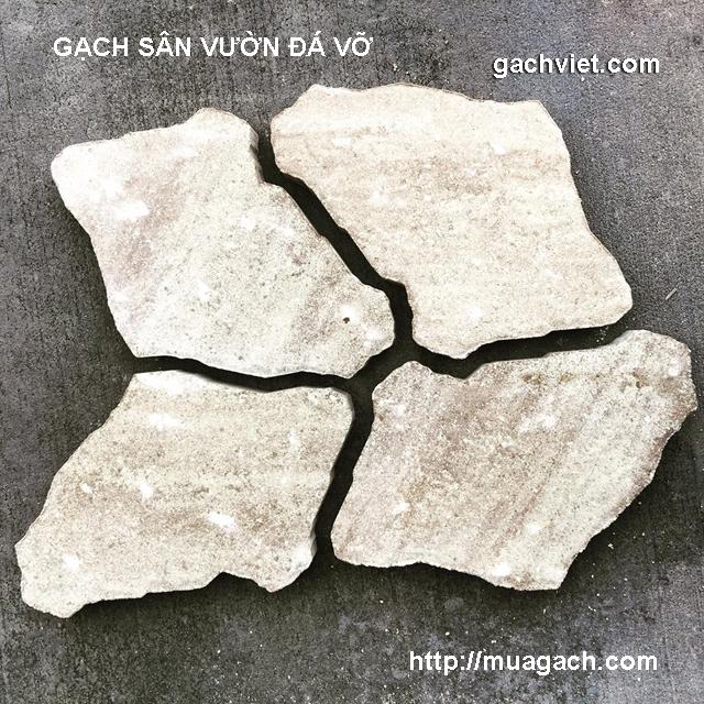 Gạch xi măng đá vỡ DV01, gạch lót sân vườn, gạch trang trí, gạch lát sân ngoài trời, gạch tự nhiên