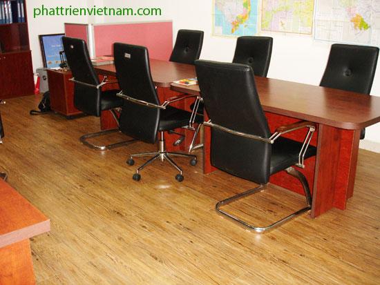 Gạch nhựa vân gỗ - Sàn nhựa vinyl - Sàn gỗ công nghiệp - Gạch nhựa hàn quốc - Gạch giả gỗ